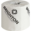 Brighton Professional™ 2-Ply Bathroom Tissue- Item #901-365377, Item #TI901365377