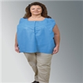 Vest -AmpleWear® Disposable #53158 - CAG53158