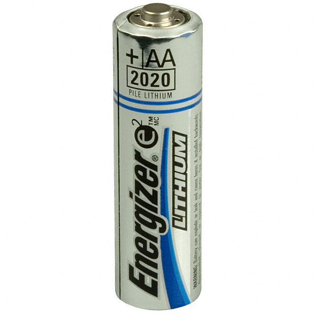 Energizer Lithium Batteries Item L9 Item Bal9