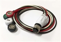 Zymed 4L Telemetry Cable w/Snap Terminators - item #40108, item #CA40108