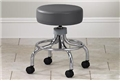 Exam Room Stool, 4-Leg (Chrome Base) – item #2102, item #ST2102