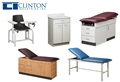 Clinton Industries Exam Room Furniture