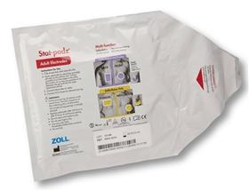 Zoll® Stat-padz® Multi-Function Defibrillator Electrode – item #8900-4003,  item #DE8900400