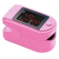 Prestige Medical Portable Basic Pulse Oximeter - item #456-BLK, #456-PNK, #456-PUR, #456-CGY, #456-NAV, item #OX456BLK, OX456PNK, OX456PUR, #OX456CGY, #OX456NAV