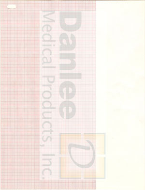 Philips/HP PageWriter Thermal Paper – item #M3707A, item #2475154, item #  PHM3707A