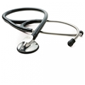 Adscope™ Platinum Edition Stethoscope Black - item# 600BK, item# ST600-BK