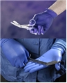 OmniTrustTM Gloves Non-Sterile Nitrile Exam Gloves, item #GL203-212 Series