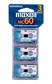 Maxell Micro Cassettes- Item #CAMC60UR