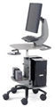 Point of Care Cart CAPOCCSM-LG