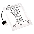 Welch Allyn AED Adult Defibrillation Pads- Item #00185-3, Item #DE001853