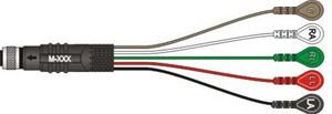 Midmark Iqmark Holter Leadwires 3 370 0001 Generic
