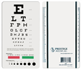 Snellen Pocket Eye Chart #3909