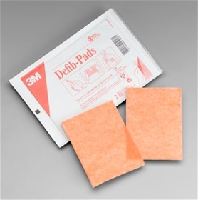 3M Healthcare Defib Pad item #2346N item #DE2346N