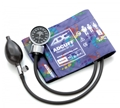 Diagnostix Aneroid Sphyg ADULT Peters Blue Swirly - item# 700-11APBS, item# SP70011APBS