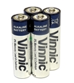 Vinergy Alkaline AA Battery- Item #LR6AM3S42, Item #BALR6AM3S2