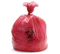 "Biohazard Bag, 40-45 Gallon (40"" x 46"", 1.5 mil Thickness) - item #NON154046, item #BANON154046"