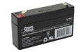 Power Patrol 6V 1.2AH SLA (Sealed Lead Acid) Battery (Offset) – Item #SLA-0865, Item #BASLA0865
