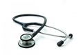 ADC AdScope 608 Convertible Clinician Stethoscope, Black - item# 608BK, item# ST608BK