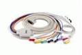 EdanUSA 10-Lead Patient Cable with Grabber Ends #01.57.107584