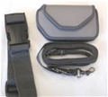 GE Medical Seer Light Holter Pouch w/ belt and strap- Item #2008596-001, Item #CA2008596001
