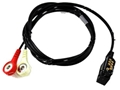Braemar ER910 One Piece 2 Lead Cable- Item #350-0173-09, Item #CA350017309