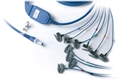 Quinton Mortara Q-Stress Cable, 10Lead Pinch #60-00184-01