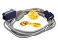 Welch Allyn® NELLCOR™ SP02 DOC-10 Extension Cable