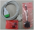 GE Vivid 7 Ultrasound and Stress Interface Cable Kit - Item #FC200389, Item #CAFC200389