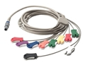 Welch Allyn® SE-PRO-600 10Lead Cable #SE-PC-AHA-CLIP