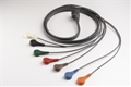 Mortara 7 Lead Replacement Cable for Burdick 4250 Series Holter Recorder - Item #XCL4250X7L, Item #CAXCL4250X7L