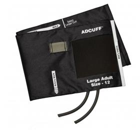 Adc Adcuff 2 Tube Cuff Amp Bladder Large Adult Size Item