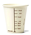 Graduated Disposable Paper Medicine Cup – item #NON05003BAR, item #CUNON05003BAR
