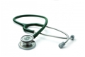 ADC AdScope 608 Convertible Clinician Stethoscope, Dark Green - item# 608DG, item# ST608DG