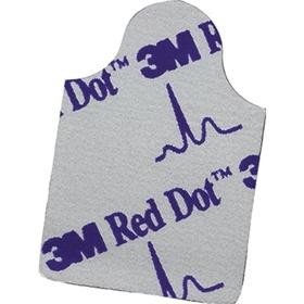 3M™ Red Dot™ ECG Resting Tab Electrode – item #2360, item