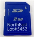 2GB Flash Card for NE Monitoring DR200 - item #DR200SD, item #FLDR200SD
