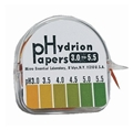 Lab Single Roll Hydrion™ pH Test Paper, With Chart (3.0 - 5.5) - item #MES325/200085, item #PHMES325