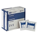 Medtronic/Covidien Curity™ Medium, 2 Ply Alcohol Prep Pads – item #5750, item #PR5750