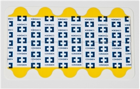 Kendall™/Covidien Q-Trace™ Gold 5500 Resting ECG Tab