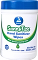 SannyTize™ Instant Hand Sanitizer Wipes #1306