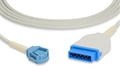 Datex-Ohmeda® OxyTip® Compatible SpO2 Cable #OXY-ES3