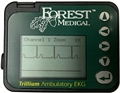 Forest Medical™ Trillium 7000™ Holter Recorder #77K-0488