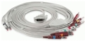EdanUSA 10-Lead Cable with Banana Ends #01.57.107048