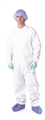 Ebola Personal Protection Coveralls, Item #CO60400