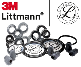 3M™ Littmann® Stethoscope Spare Parts Kits and Accessories