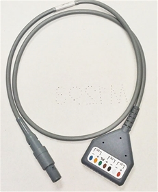 Braemar DXP-1000 Compatible 7-Lead Patient Cable #41735