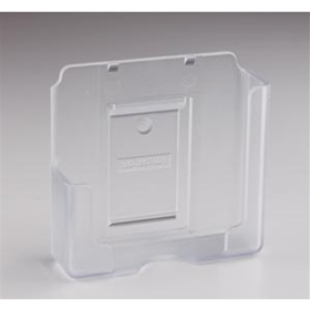 Burdick Clear Plastic Case with Clip #XCA4250X01