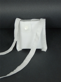 Disposable Holter Monitor/Recorder Pouch for Braemar DL900 Recorder, Item# DIHOL113