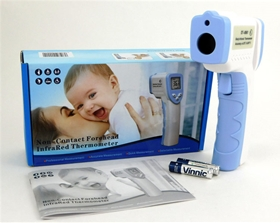 Non-Contact Infrared Digital Thermometer #DT8661