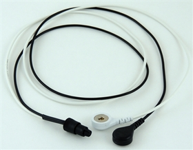 Spacelabs VS20 2 Lead Patient Cable With Snap Ends – item #41721, item #LE41721