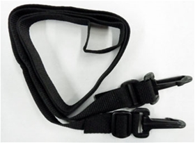 Reusable Adjustable Holter Monitor Shoulder Strap – item #SHKP
